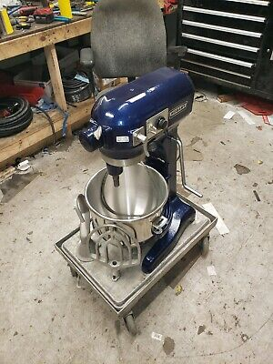 Hobart 20 Qt A200t Mixer Stainless Bowl Paddle Hook