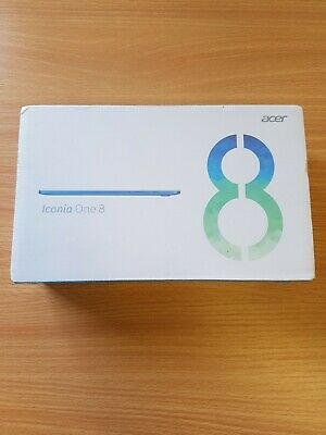 Acer Iconia One 8 B1-850 16GB, Wi-Fi, 8in - White Android Grade A