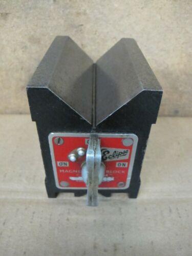 ECLIPSE MAGNETIC V BLOCK No. 934