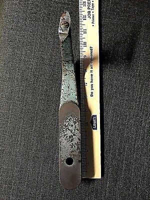 Cincinnati No. 2 Tool Cutter Grinder Center Gage Machinist Tool
