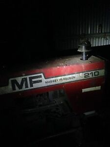 Tractor blade for Massey ferguson t210 tractor Batemans Bay Eurobodalla Area Preview