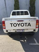 2006 Toyota Hilux Ute East Perth Perth City Preview