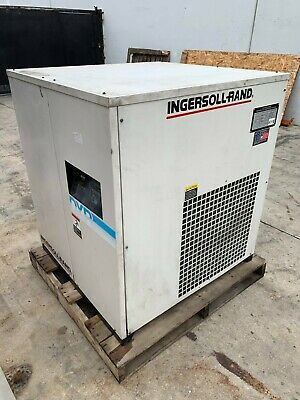 Ingersoll-rand Refrigerated Compressed Air Dryer Dxr180-e5 Rotary Screw Air Comp