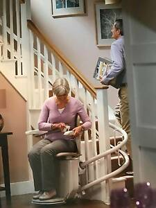 Stannah stair chair lift Strathfield Strathfield Area Preview