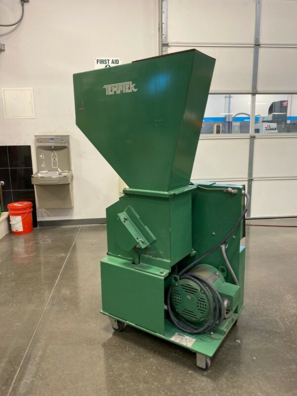 Temptek 7.5 HP Granulator