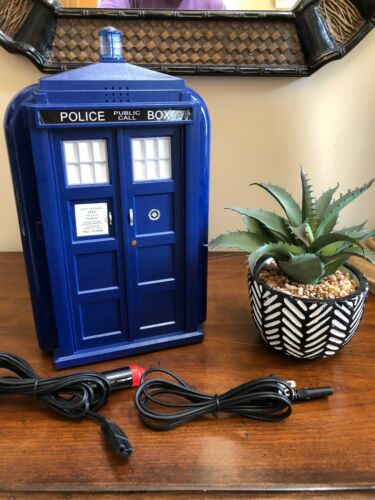 Dr. Who Soda Cooler / Heater
