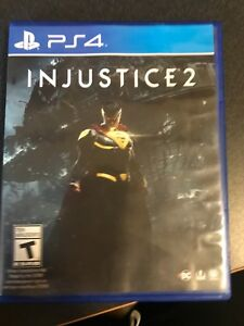 Injustice 2- PS4