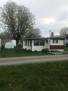 45' mobile home (trailer) for sale