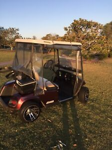 Ezgo golf buggy cart 2 seater Hope Island Gold Coast North Preview