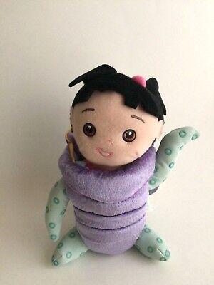 DISNEY MONSTERS INC. BOO Girl in Monster Costume Plush Doll Stuffed Animal](Girls Monsters Inc Costume)