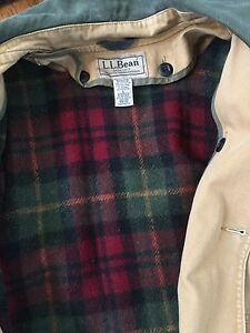 L.L.Bean Barn Coat