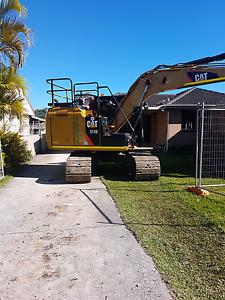 Excavator Cat 312e Salt Ash Port Stephens Area Preview