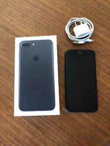 iPhone 7 Plus 128g black