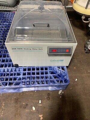 Labnet Swb 5050 Shaking Water Bath Tested