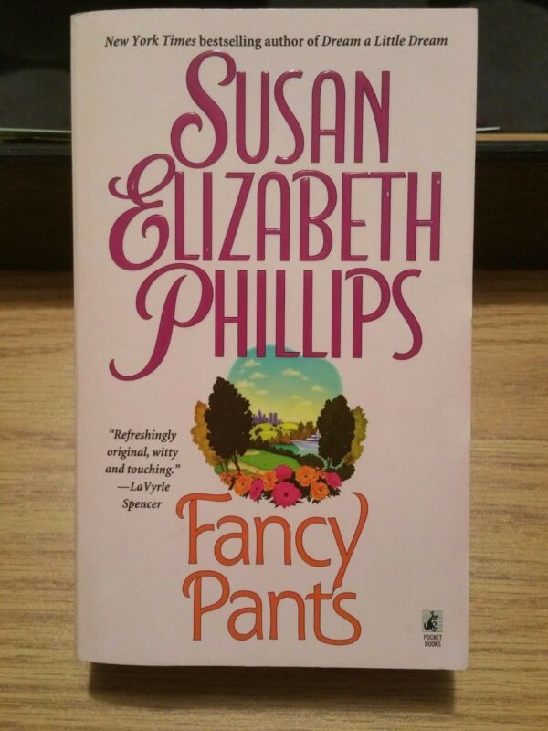 Fancy Pants, by Susan Elizabeth Phillips (PAPERBACK)