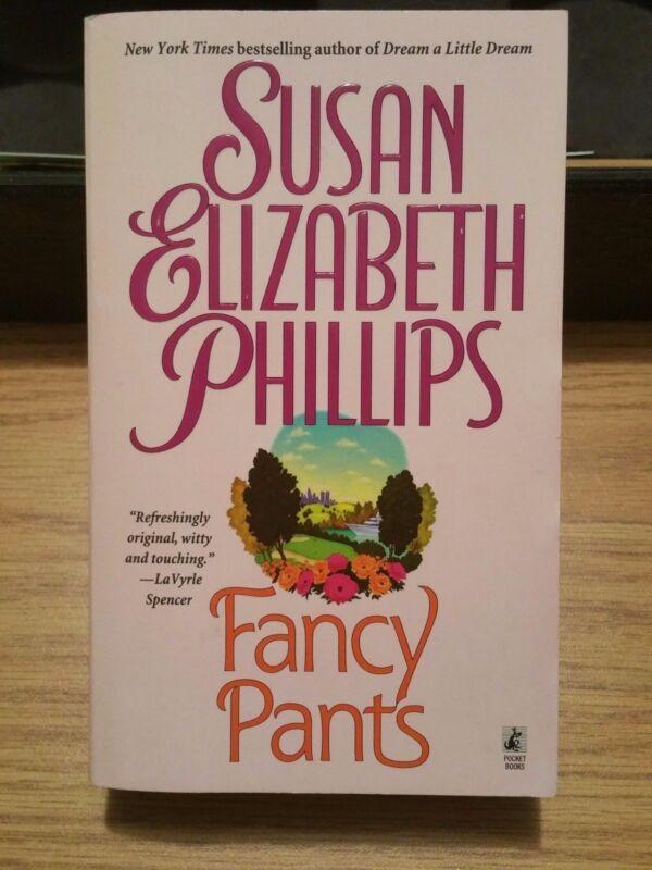 Fancy Pants, by Susan Elizabeth Phillips (PAPERBACK)