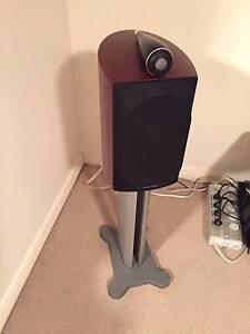 b&w speakers , bookshelfs cm, dm, centre.bowers and wilkins Reservoir Darebin Area Preview