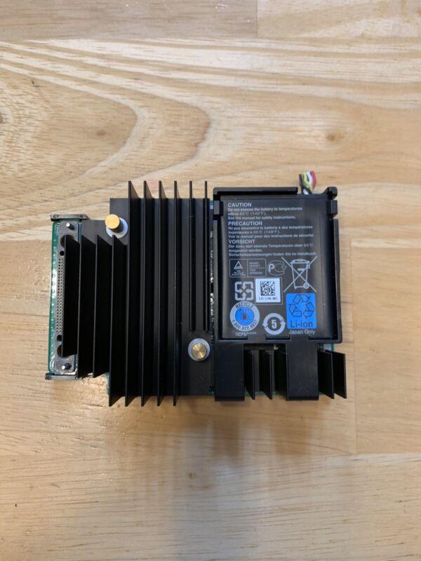 Dell PERC H730 SAS 12Gbps Mini Mono Card w/1GB NVRAM & Battery KMCCD 0KMCCD