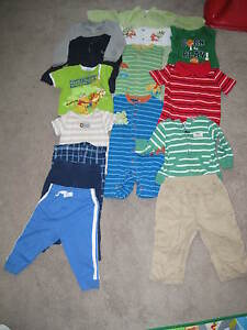 12 Month Clothes