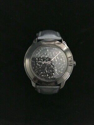 DKNY Glitz Black Dial Women's Watch #NY8434 Analog Glitz Black Dial