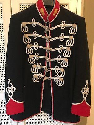 British Army Cavalry Regiments - Ceremonial Tunic Mounted British Army Regiment HAC Light Cavalry
