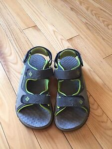 Size 13 Columbia Sandals