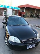Honda Civic Coupe 1998 Newport Hobsons Bay Area Preview