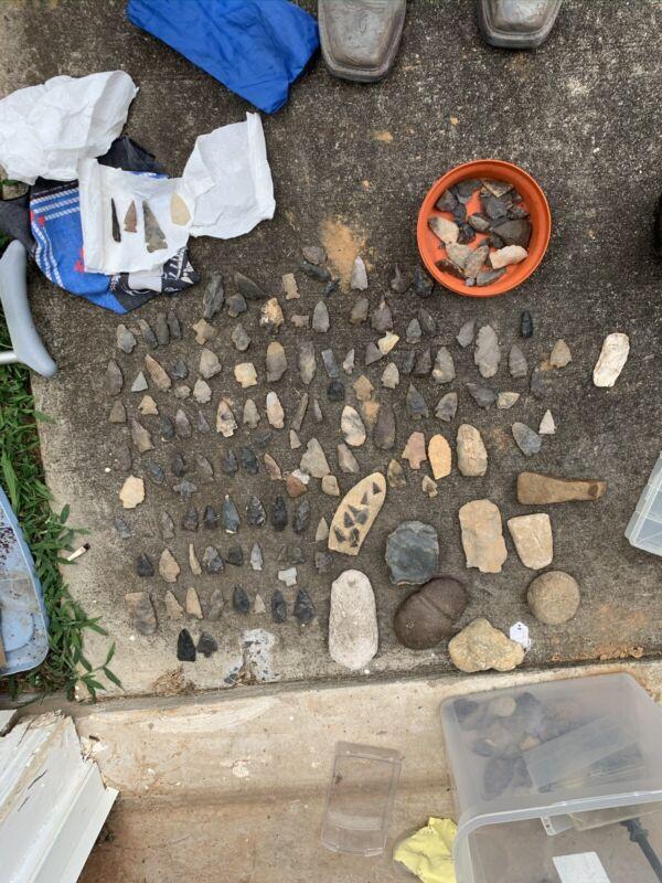 alabama indian artifacts