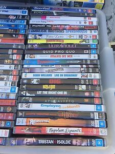 collection 170 DVDs  $2 each or $150 for lot Panania Bankstown Area Preview