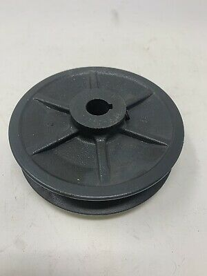 Browning 12 Shaft Pulley Sheave Single Groove V Style Ak84x12 - New