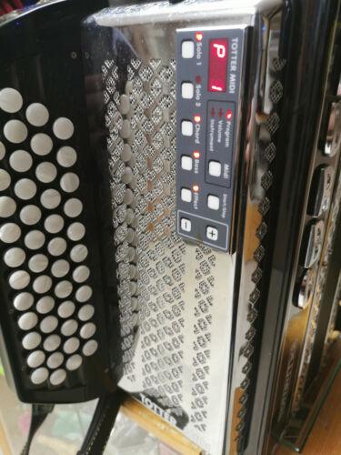 Beratung über Totter Midi Systeme hier TM4 N und Einbau in Ihr Instrument