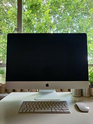 Apple iMac 27 inch 5k Retina (Late 2015) 3.3 Ghz i5 16GB RAM 1TB AMD Radeon R9