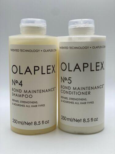 Olaplex No 4 and No.5 Shampoo and Conditioner Set - Duo 8.5 oz 100% Authentic