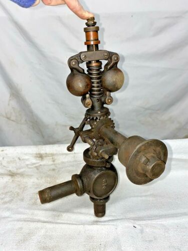 """Governor for Steam or Gasoline Hit Miss Engine Antique Cast Iron 3/4"""" Thread"""