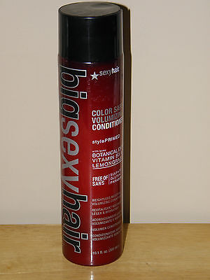 BIG SEXY HAIR COLOR SAFE VOLUMIZING CONDITIONER 10.1oz