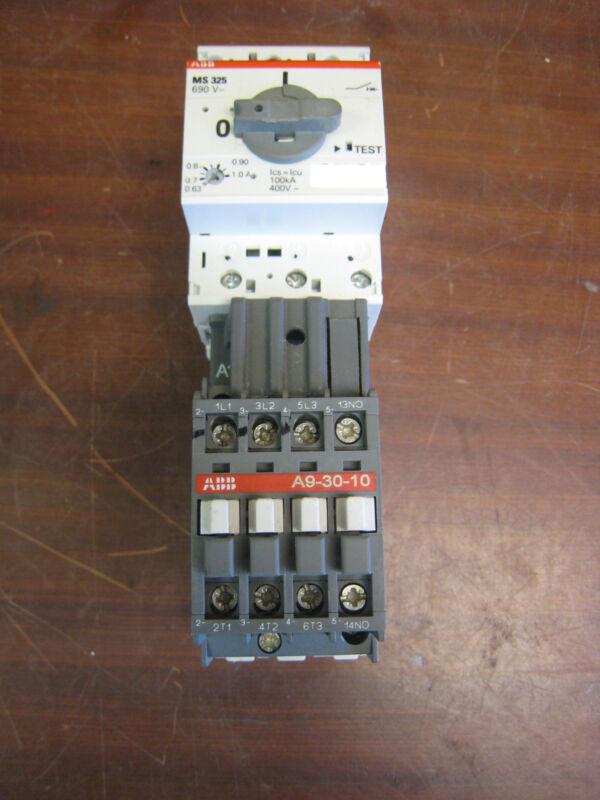 ABB MS 325 Manual Motor Starter W