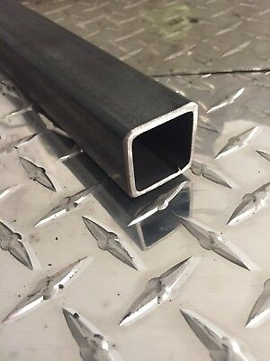 1-14 X 1-14 X 11 Ga .120 Hot Rolled Steel Square Tubing X 12 Long