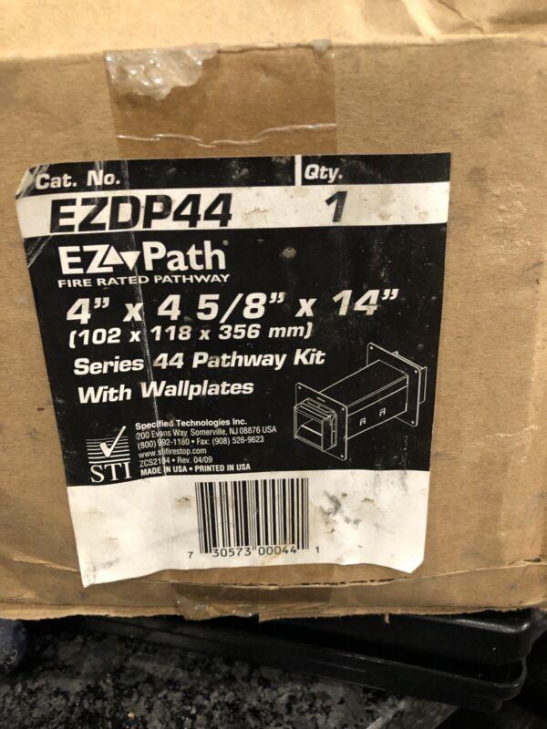 EZDP44S EZ-Path Series 44 Pathway Single Wall Plate Kit
