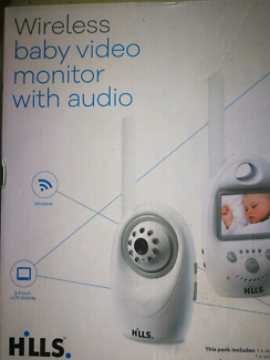 Hlls Baby Monitor with audio / wifi