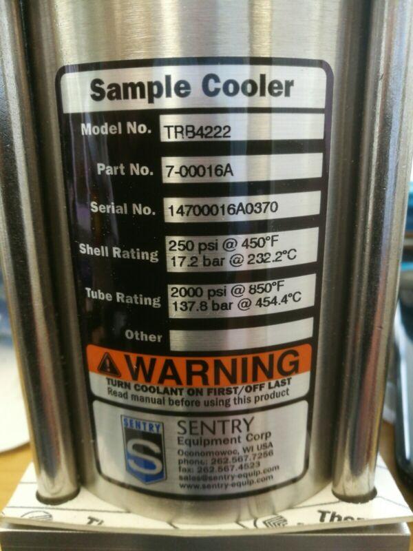 Sentry Equipment Corp Sample Cooler TRB4222 P/n 7-00016A