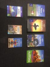 Australia and New Zealand lonely planet books Melbourne CBD Melbourne City Preview