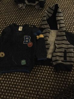 Boys jumpers size 0