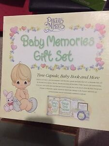 Precious Moments Baby Time Capsule