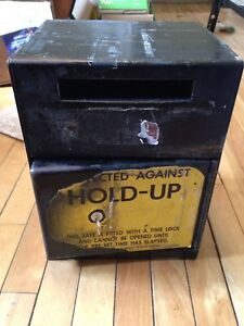 $150 or best offer Old small commercial front loading safe