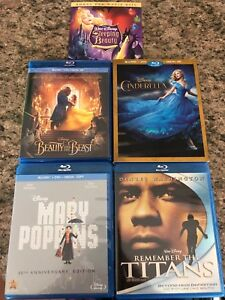 Disney blu ray and dvd