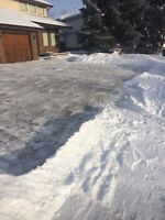 Southside compact ice/snow removal