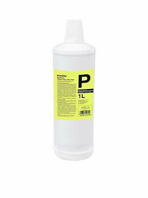 EUROLITE Smoke Fluid -P2D- Profi Nebelfluid 1l NEBELMASCHINE Nebelflüssigkeit