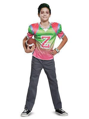 Disney's Zombies - Zed Football Player - Child - Child Football Costume