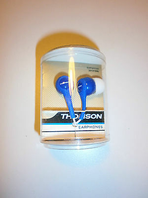 Thomson In-Ear Mini Kopfhörer Ohrhörer 3,5mm für iPod Touch Nano Shuffle iPhone