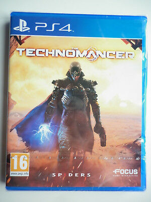The Technomancer Jeu Vidéo PS4 Playstation 4